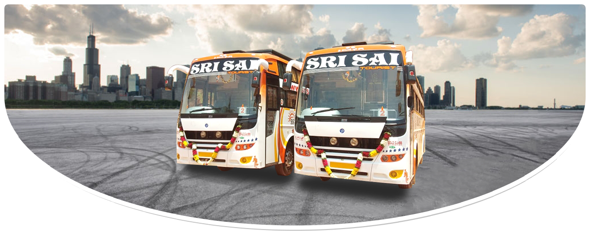 Online Bus Ticket Booking Sri Sai Tourist